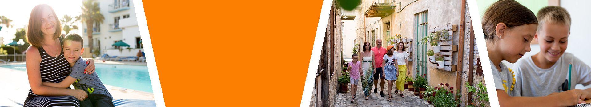 Slider Familiensprachreisen nach England Malta Zypern Irland und Spanien