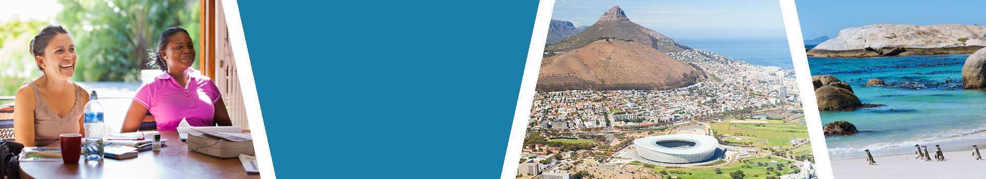 Sprachreise nach Kapstadt für Erwachsene in Südafrika Slider