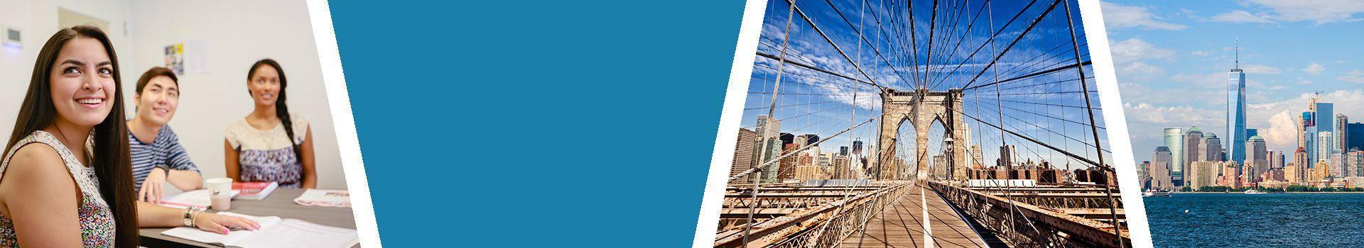 Sprachreise nach New Yor für Erwachsene in die USA Slider