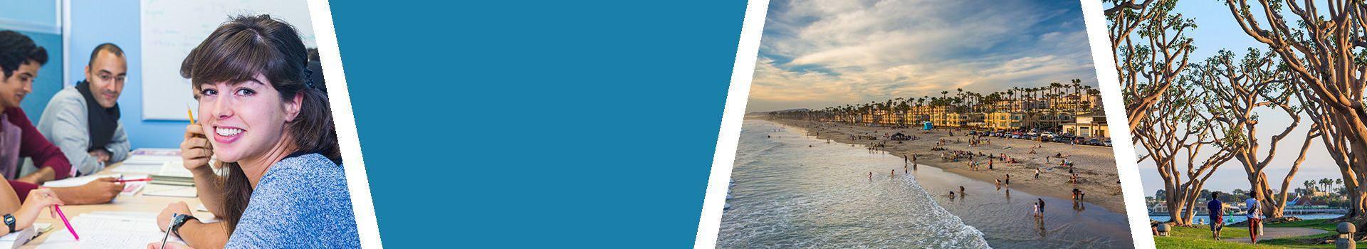 Sprachreise nach San Diego Beach für Erwachsene Slider