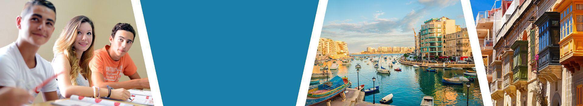Sprachreise für Schüler nach Sliema auf Malta Slider