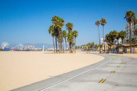 Sprachreise nach Los Angeles Santa Monica Venice Beach