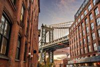 Sprachreisen New York DUMBO Down Under Manhattan Bridge Overpass