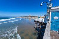 Sprachreisen San Diego Beach Pier