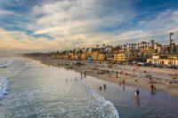 Sprachreise nach San Diego Beach