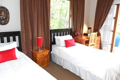 Sprachaufenthalt Kapstadt - Schuleigene Residenz Doppelzimmer