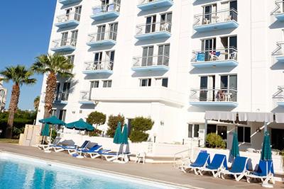 Sprachaufenthalt Limassol Residenz Blue Crane