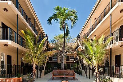 Sprachaufenthalt Miami Apart Hotel