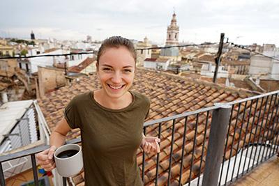 Sprachaufenthalt in Rom Italien - Wohngemeinschaft