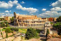 Sprachreise nach Rom in Italien - Kolloseum