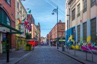 Sprachreise nach Dublin in Irland Stadtzentrum
