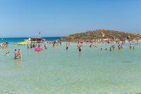 Sprachreise nach Limassol - Strandbesuch