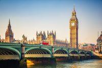 Sprachreise nach London Blick auf Big Ben