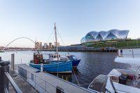 Sprachreisen Newcastle - Blick auf the Sage
