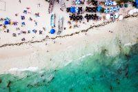 Sprachreise nach Playa del Carmen für Erwachsene in Mexiko - Strand von Playa del Carmen