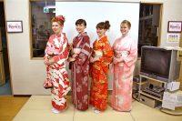 Sprachschule in Fukuoka fuer Erwachsene in Japan - Japanisch Plus Traditionelle Kultur Kurs