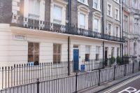 Sprachschule London in England von aussen