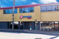 Sprachschule in San Diego Beach - Schulgebaeude von aussen