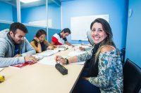 Sprachschule in San Diego Beach - Gruppenunterricht