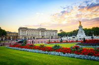 Sprachurlaub in London England - Buckingham Palace