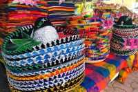 Sprachurlaub Mexiko typische Sombreros