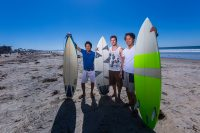 Sprachurlaub in San Diego Beach English & Surk Kurs