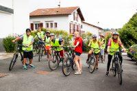 Schülersprachreise Biarritz in Frankreich - Ausflug mit Fahrrad