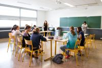 Schülersprachreise Biarritz - Gruppenunterricht Französisch lernen