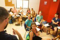 Sprachreise für Schüler nach Malta - Klassenzimmer Sprachschule in St. Pauls Bay