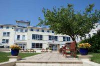 Schülersprachreise nach Torbay in England - Schulgebäude