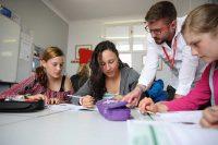 Englisch lernen in Torbay für Schüler - Unterricht in der Grupppe