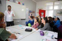 Sprachreise für Schüler nach Torbay - Gruppenunterricht