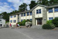 Sprachschule in Tavistock von außen