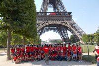 Sprachreisen für Schüler nach Paris in Frankreich - Ausflug zum Eifelturm