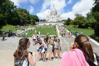 Sprachreisen für Schüler nach Paris - Freizeitausflug nach Sacré-Cœur