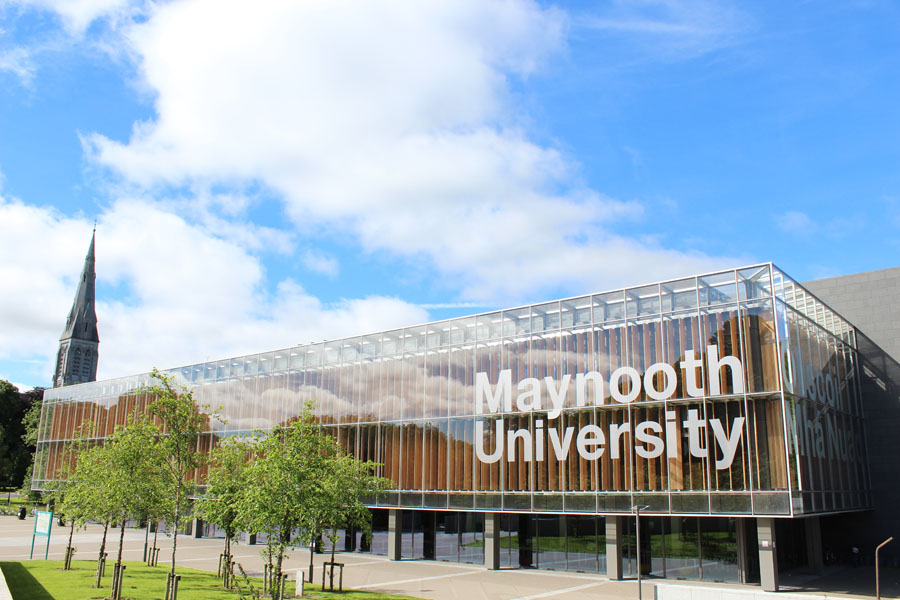 Schülersprachreisen Dublin Maynooth Universität Schulgebäude