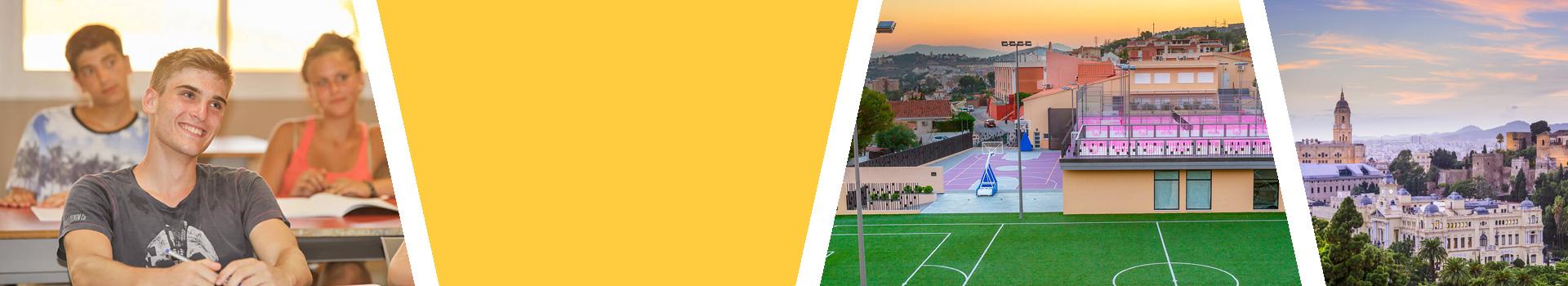 Sprachreisen für Schüler nach Malaga in Spanien - Slider